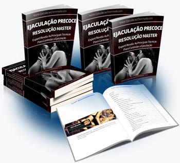 Ebook Ejaculação Dominada - Resolução Master