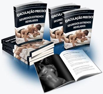 Ebook Ejaculação Dominada - Segredos Extremos Revelados