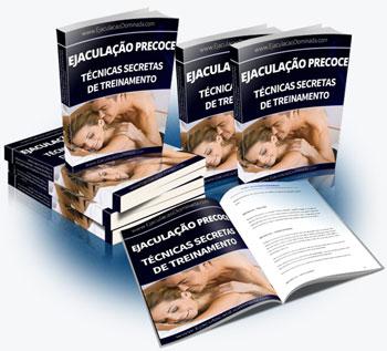 Ebook Ejaculação Dominada - Técnicas de Treinamento